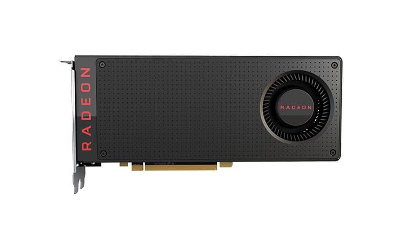 AMD Radeon 480X