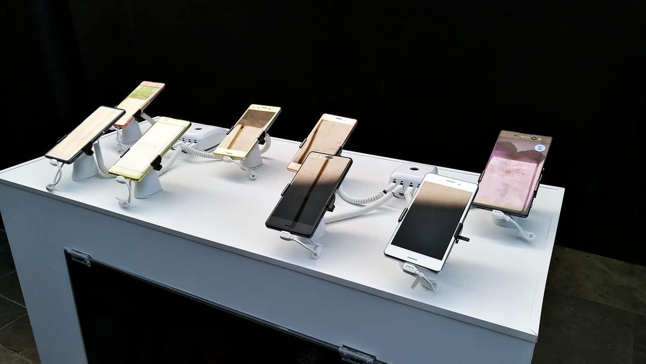 Família Sony Xperia X