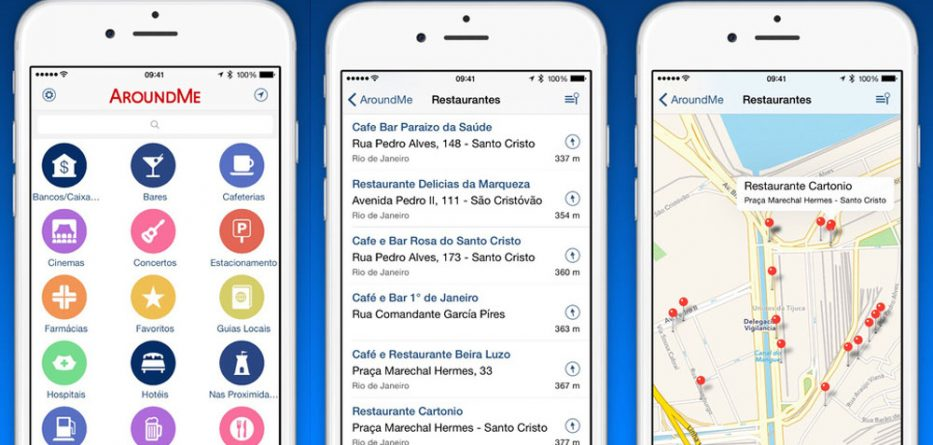App do Dia - AroundMe