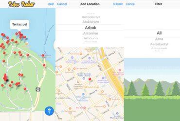 App do Dia - Poke Radar