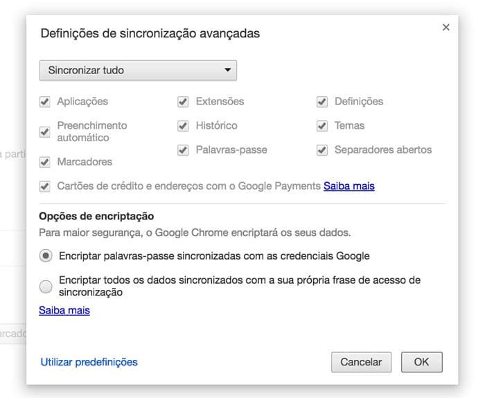 Chrome Dica 1