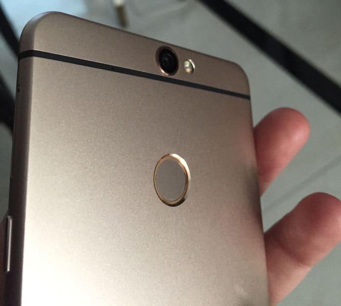 Max sensor impressão