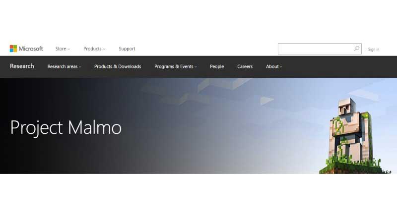 Microsoft-Project-Malmo