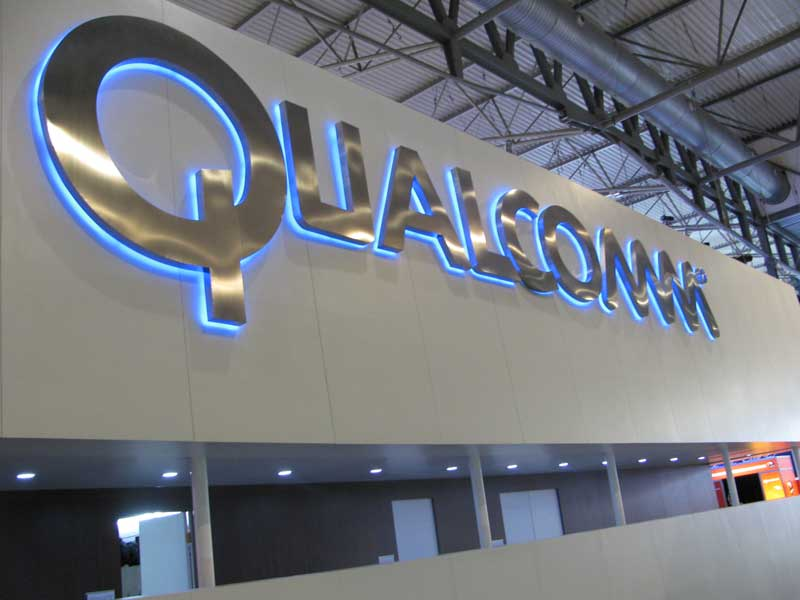 Qualcomm-Wall