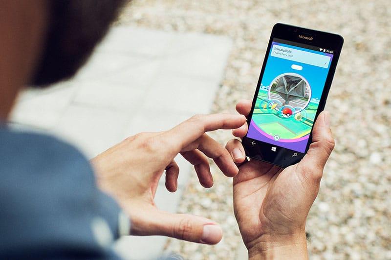 lumia-pokemon-go