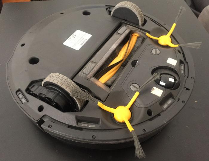 Base  - Base - Review – Ecovacs Deebot M85