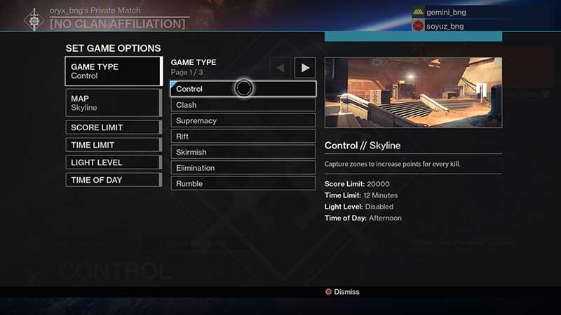 Destiny-Private-Match-New