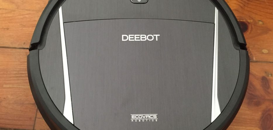 Ecovacs Deebot M85