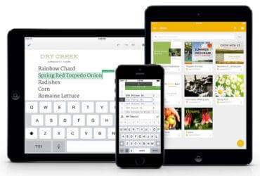 Google Docs iOS