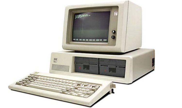 O primeiro IBM PC sopra as velas dos 35 anos IBM 5150  750x445