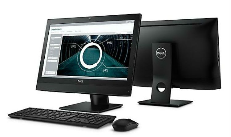 Dell Optiplex 3240 All-in-One  Review – Dell Optiplex 3240 All-in-One Dell Optiplex 3240 All in One 1 750x445