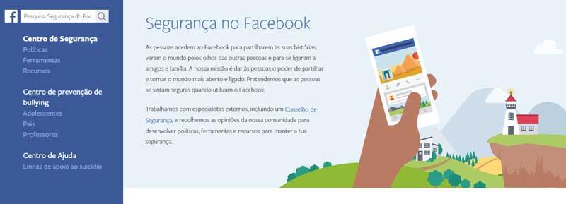 facebook-centro-seguranca