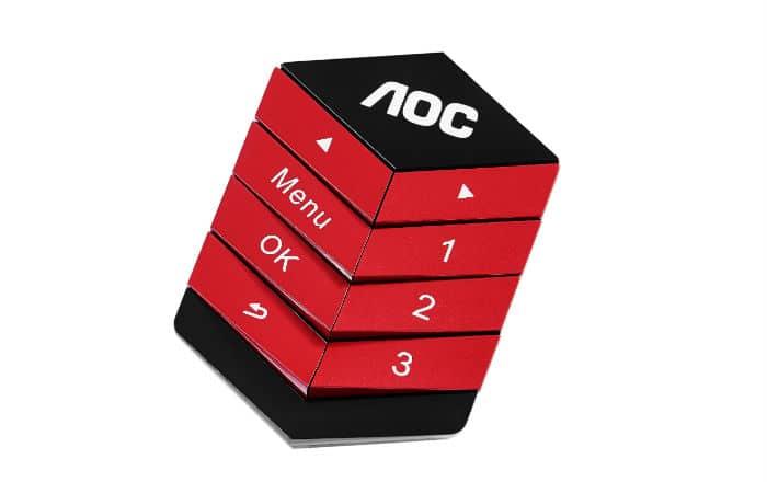 Keypad - AOC Agon AG271QX