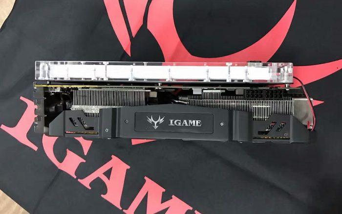 iGame GeForce GTX 1080 KUDAN