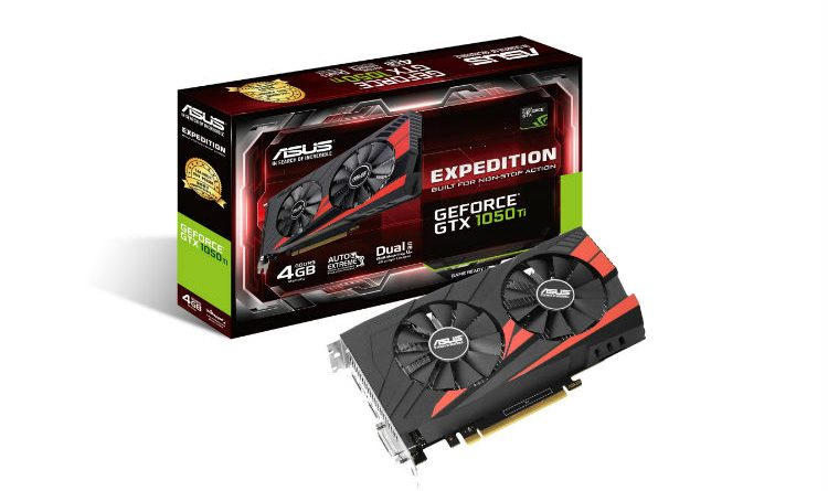 Review – Asus GeForce GTX 1050 Ti 4GB Asus GTX 1050Ti  1 750x445