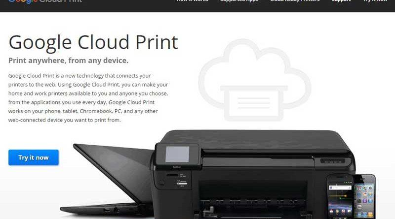google-cloud-print-new
