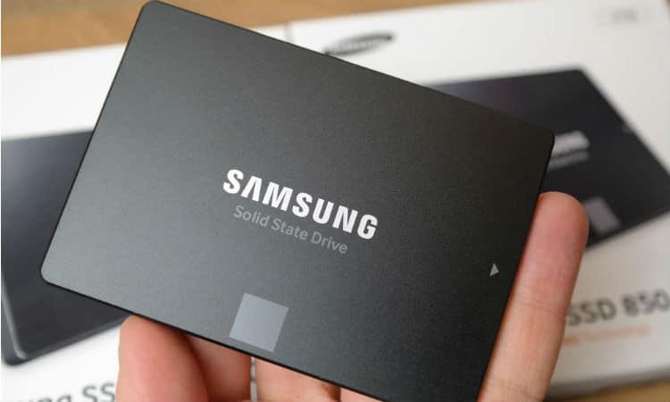 Upgrade para disco SSD
