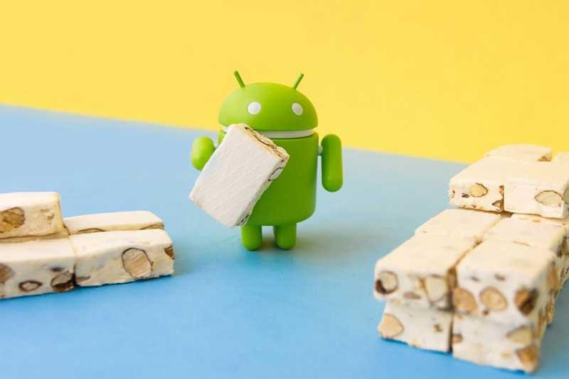 Google disponibiliza Android 7.1.2