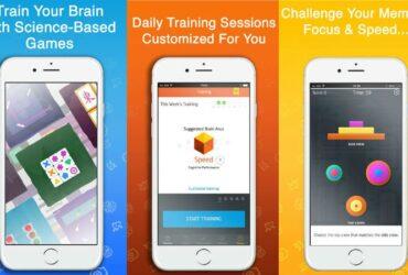Fit Brains Trainer app