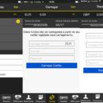 Unicambio card app