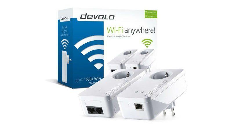 dLAN-550+-WiFi