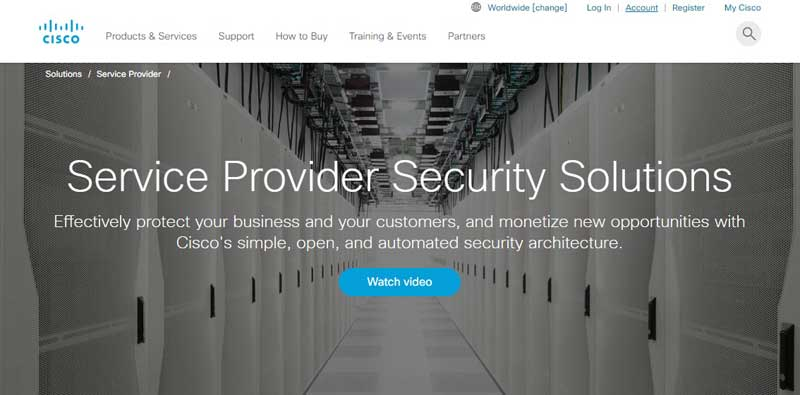 Cisco-Service