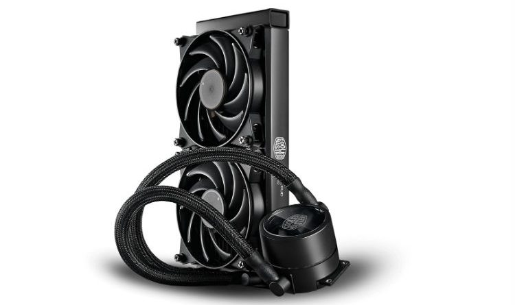Cooler Master MasterLiquid Pro 240  Review – Cooler Master MasterLiquid Pro 240 Cooler Master MasterLiquid Pro 240 750x445