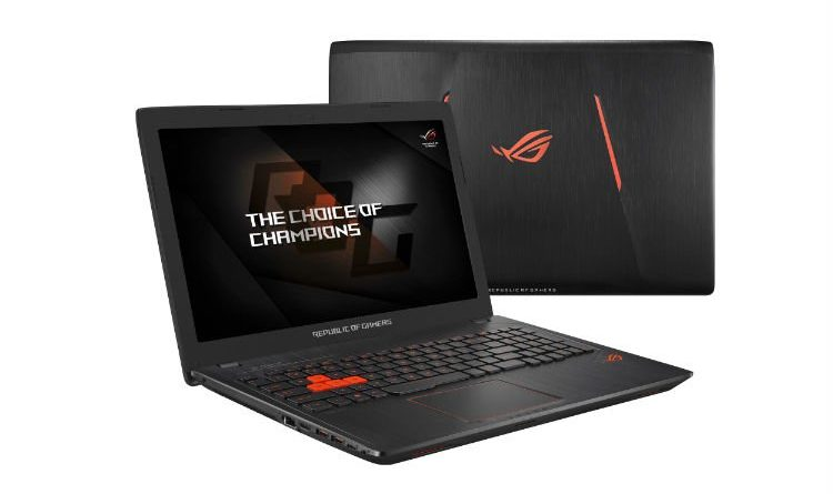 ASUS ROG Strix GL553VW  - ASUS ROG Strix GL553VW  750x445 - Review – Asus ROG Strix GL553