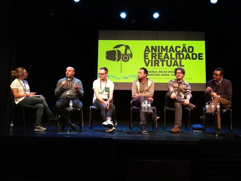 Realidade Virtual Monstra 2017