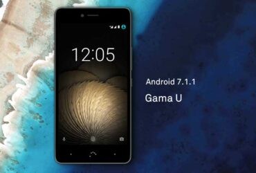 BQ-Gama-U-Android-N