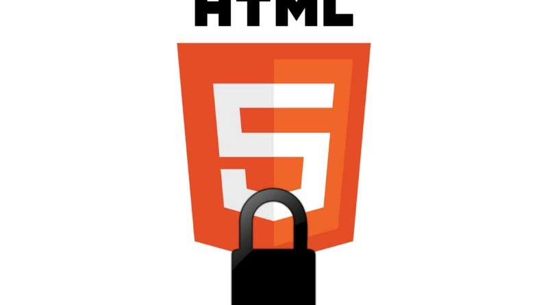 HTML5-DRM