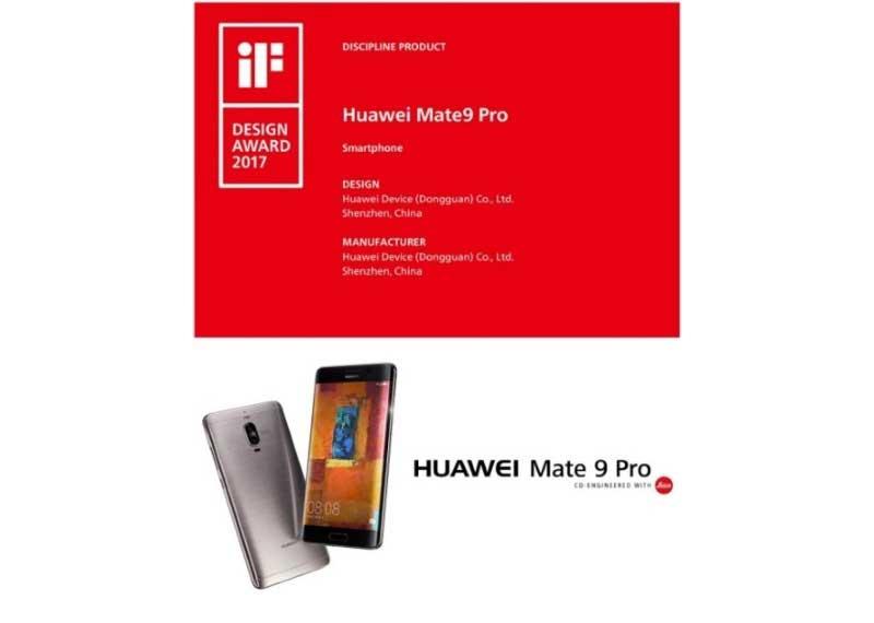 Huawei-iF-Design