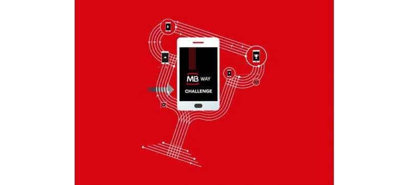MB-WAY-CHALLENGE  - MB WAY CHALLENGE - 'MB WAY CHALLENGE' desafia utilizadores