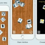 Story Dice app