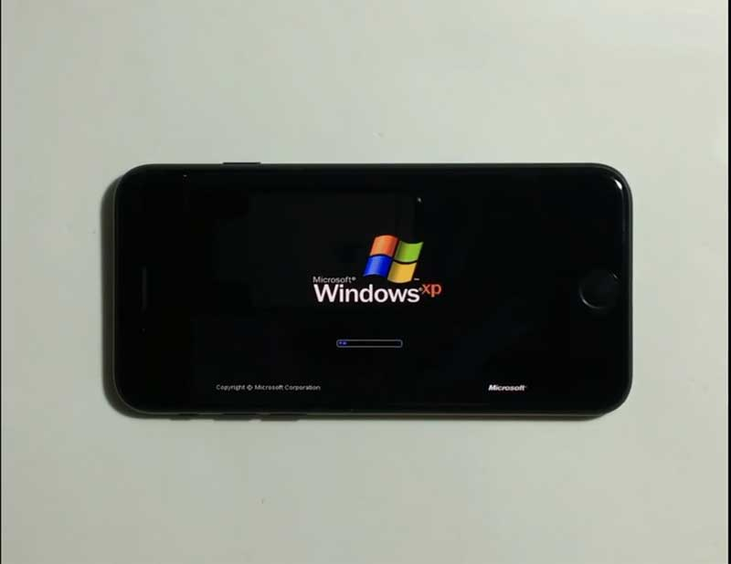 Windows-XP-iPhone-7