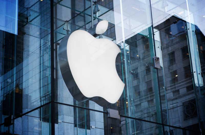 Apple-Wall-Side
