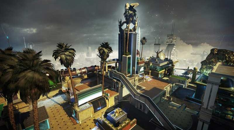 Continuum-Map-New  - Continuum Map New 800x445 - Call of Duty: Infinite Warfare recebe um novo pacote de mapas (Vídeo)