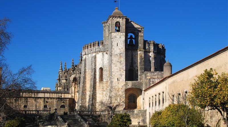 Convento-Cristo-Tomar