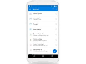 Dropbox-Android-New