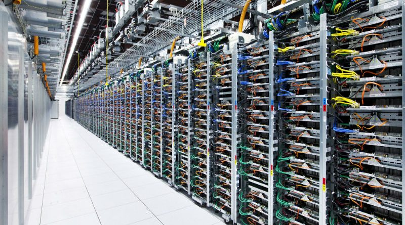 Descomplicómetro – Data centers Google Data Center 800x445