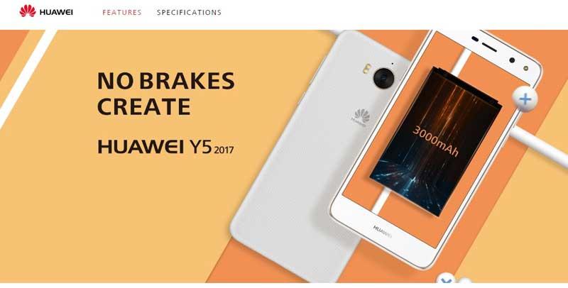 Huawei-Y5-2017