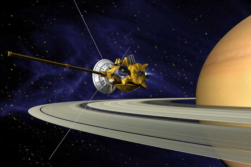 NASA-Cassini-Huygens