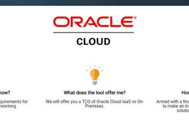 Oracle-IaaS-TCO-Calculator