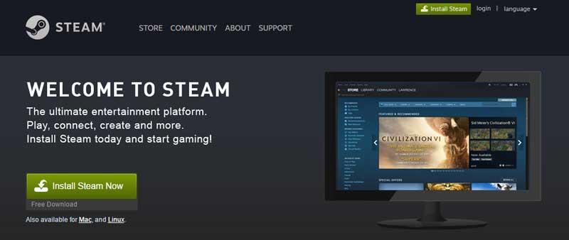 Steam-New