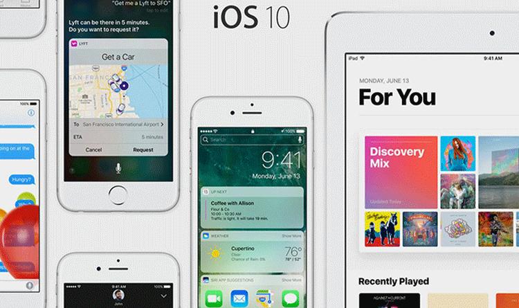 iOS-10-New