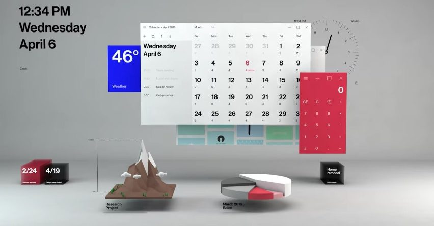 Windows Fluent Design System