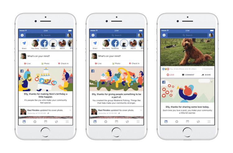 Facebook-Celebration