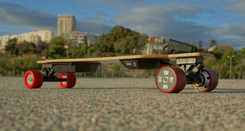 Skate eléctrico