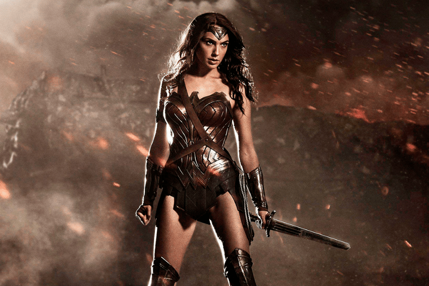 Wonder Woman - filmes descarregados