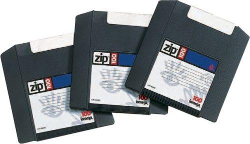 Disquetes Zip